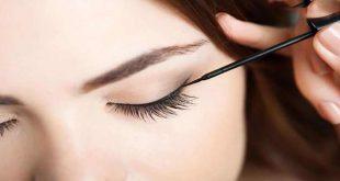 تکنیک های کشیدن خط چشم برای همه مدل چشم آرایشی بیست÷