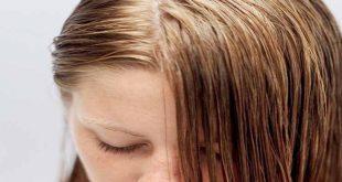 دلایل چرب شدن موها آرایشی بیست