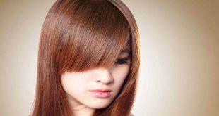 ترکیب رنگ موی نسکافه ای آرایشی بیست