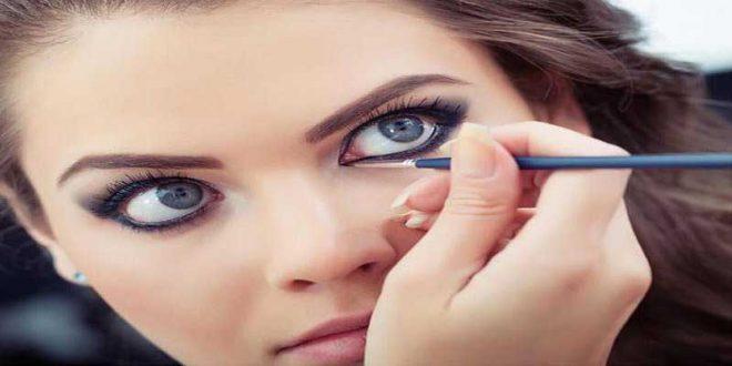 خط چشم مناسب با رنگ چشم شما در آرایشی بیست