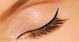 مدل تاتوی خط چشم آرایشی بیست