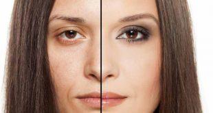 نکات آرایشی برای پنهان کردن سن و سال