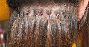 اکستنشن مو آرایشی بیست