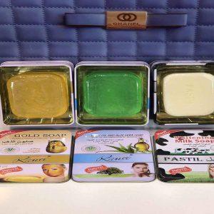 صابون های مراقبتی آرایشی بیست