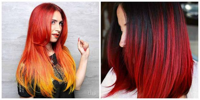 مدل های رنگ موی سال ۲۰۱۹ در آرایشی بیست