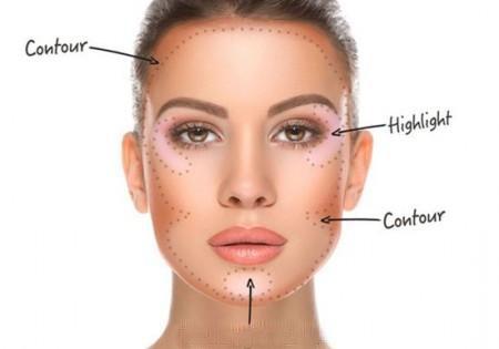 نکاتی درباره کانتورینگ برای گریم صورت در آرایشی بیست