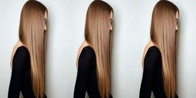 آموزش صاف کردن مو به روش ژاپنی