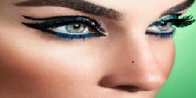آرایش-چشم ارایشی بیست جذاب