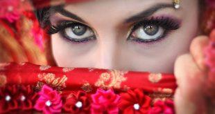 چشم زیبا در ارایشی بیست