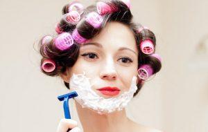 ترفند های آرایشی بیست برا از بین بردن موهای زائد