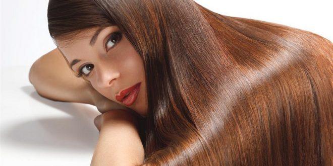 حنا کردن مو ارایشی بیست