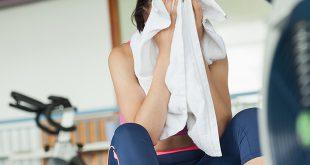 حفاظت از پوست هنگام ورزش در آرایشی بیست