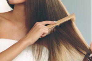 روش های آرایشی بیست برای شانه زدن مو