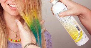 همه چیز درباره اسپری رنگ مو در آرایشی بیست