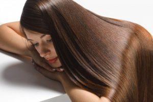 تقویت موها امراه با آرایشی بیست