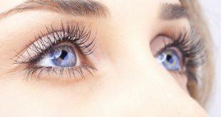 فرکردن مژه با روش های طبیعی در آرایشی بیست