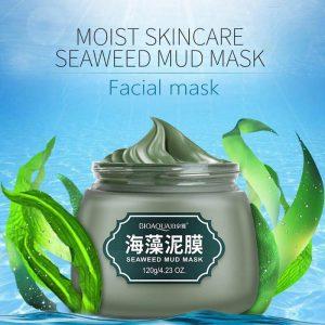 ماسک صورت جلبک دریایی سبز بیوآکوا