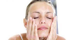 بهترین روش شستشوی صورت