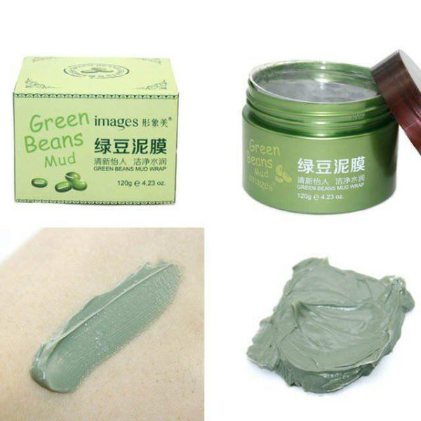 بیواکوا ماسک لوبیا سبز ایمیجز