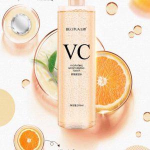 تونر ویتامین c پرتقال پخش ارایشی بیست