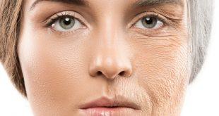 جلوگیری از چروک شدن پوست صورت
