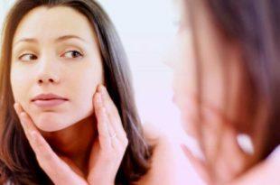 علت چرب شدن پوست چیست؟