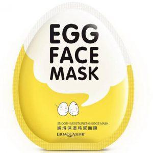 ماسک صورت شگفت انگیز تخم مرغ