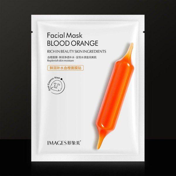 ماسک صورت پرتقال خونی ایمیجز بیوآکوا