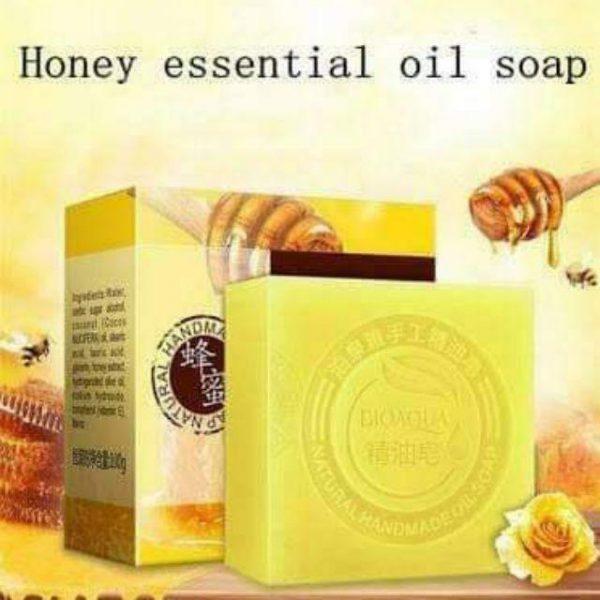 صابون عسل طبیعی بیوآکوا