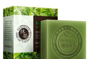 صابون چای سبز بیوآکوا