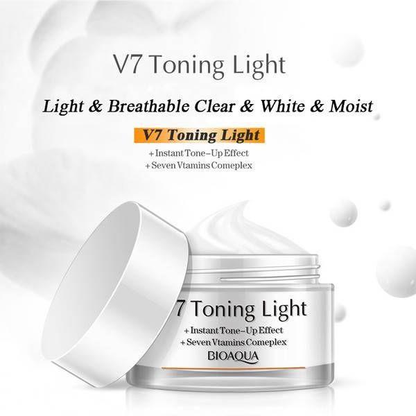 کرم سفید کننده V7 بیوآکوا