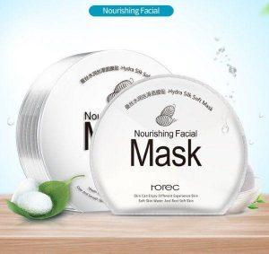 ماسک پروتئین ابریشم رورک