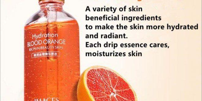 سرم صورت پرتقال خونی ایمیجز آبرسان پوست