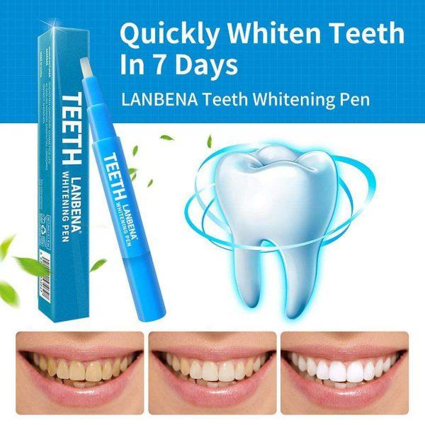 قلم سفیدکننده دندان لانبنا کیفیت عالی
