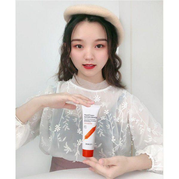 کرم دست پرتقال خونی ایمیجز ضدخشکی پوست