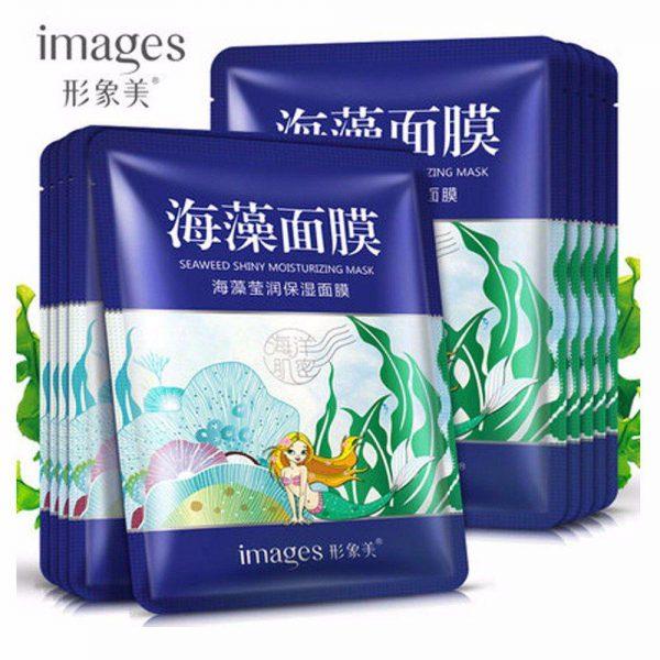 ماسک جلبک دریایی ایمیجز ابرسان پوست