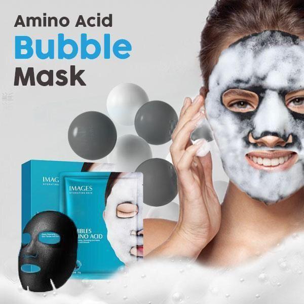ماسک حبابی آمینواسید ایمیجز ابرسان