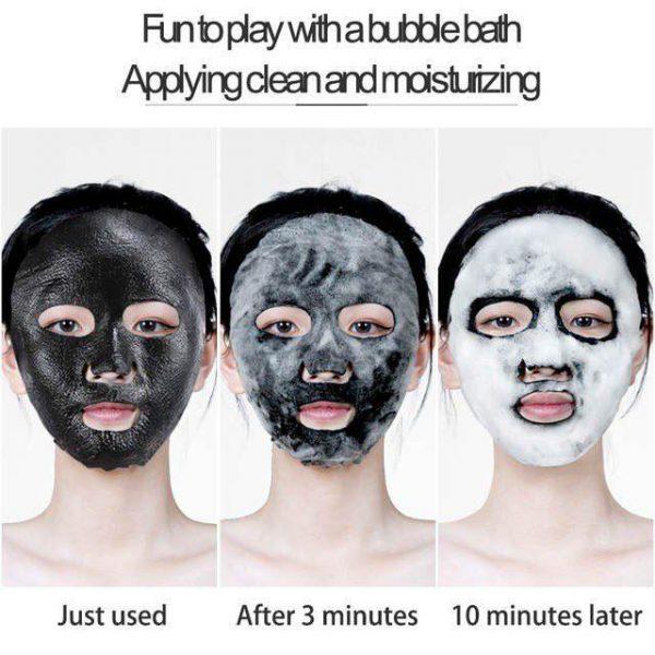 ماسک حبابی آمینواسید ایمیجز ضداکنه