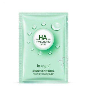 ماسک هیالورونیک اسید ایمیجز سبز