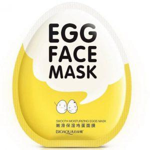 ماسک صورت شگفت انگیز تخم مرغ بیوآکوا